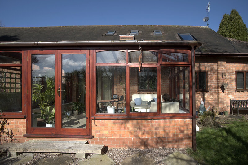 Solid Roof Conservatories in Colchester Essex